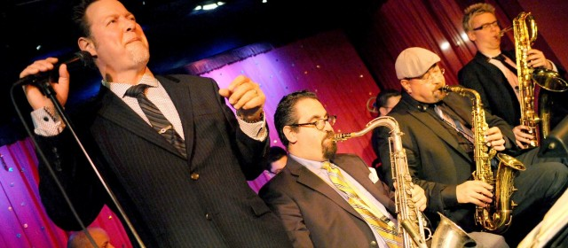 Ron Sunshine & his Orchestra at Swing 46