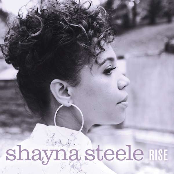 Shayna Steele! Click the cover image to hear her new record.
