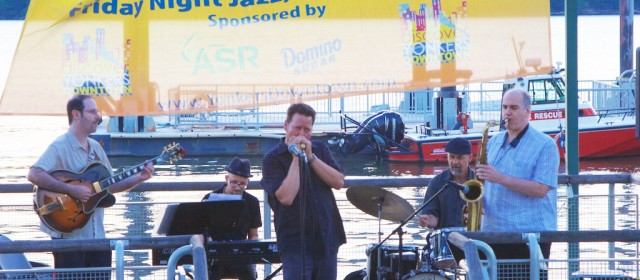 Ron Sunshine plays Friday Night Jazz, Blues & More