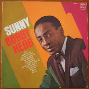 The Great Bobby Hebb Ron Sunshine