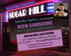 April 15 2017 Sugar Hill Card