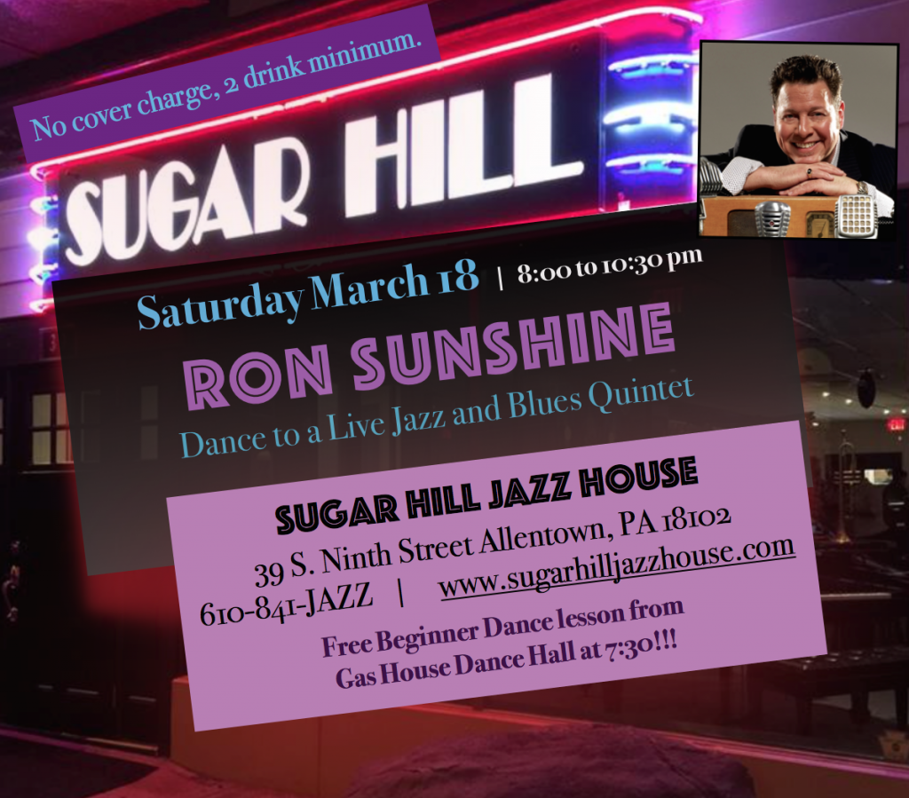 Sugar Hill Card March 18, 2017