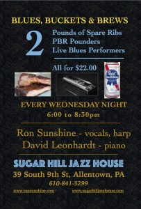 Wed night 2 for 22 Sugar Hill Card