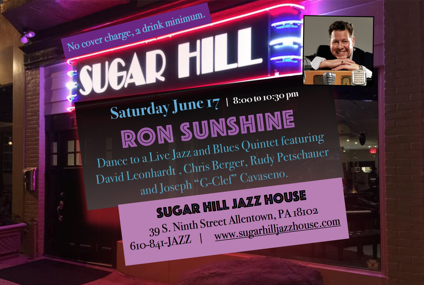 Sugar Hill Card June 17 2017