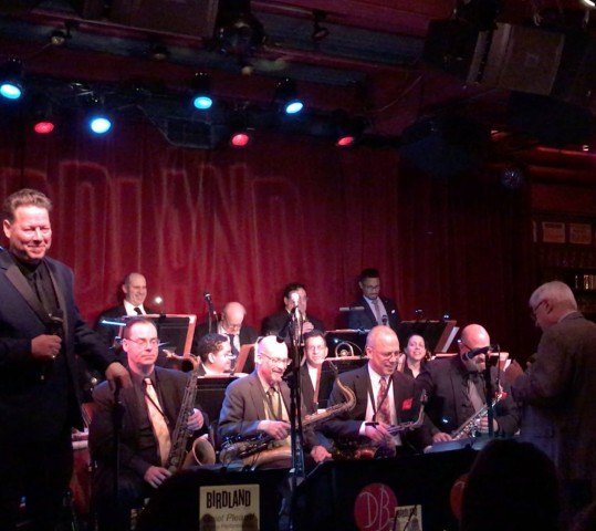 This Can't Be Love | Ron Sunshine with the David Berger Jazz Orchestra at Birdland, NYC